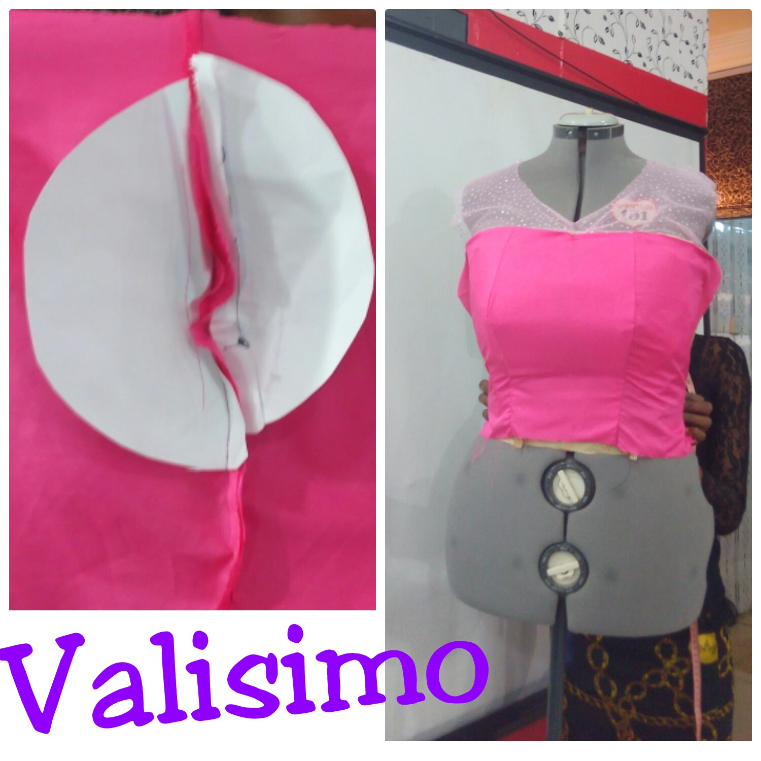 194d478d87 Padded peplum blouse. Making a padded outfit can be challengingValisimo