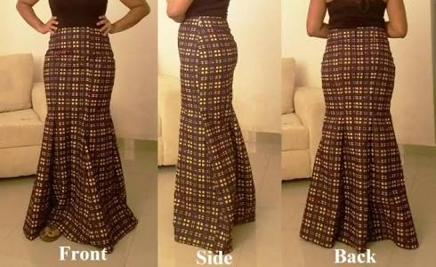 Secret Behind Pieces Skirts