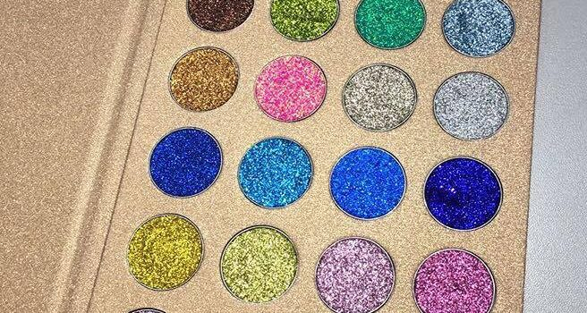SPONSORED: Melanique Glitter palette now selling