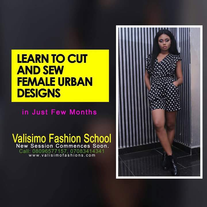 Valisimo fashion schools now admitting