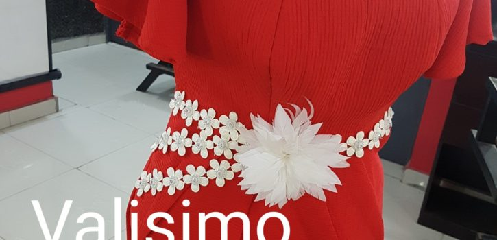 RED DRESS TUTORIAL ON VALISIMO TUTORIAL APP