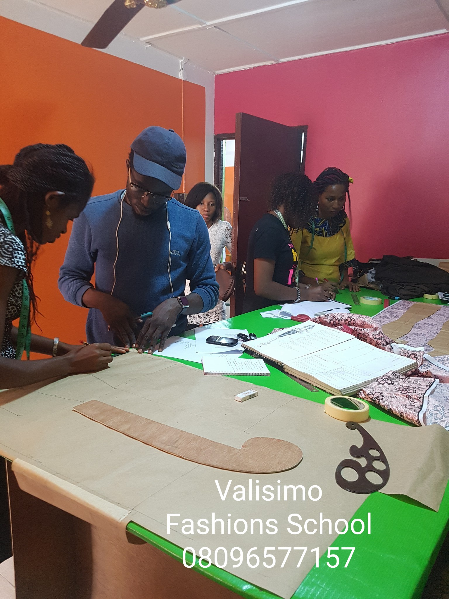 February offer: Pattern Drafting Class In Lagos