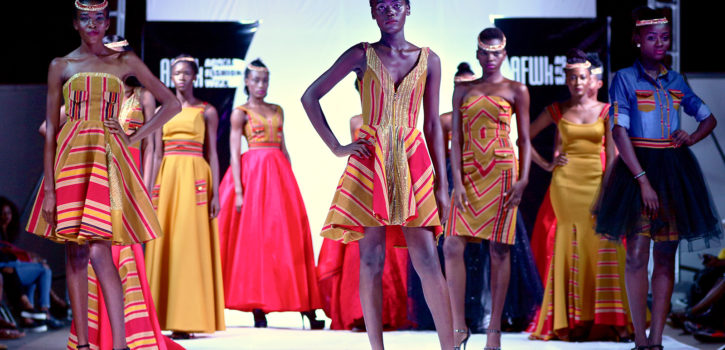 Valisimo fashions is attending the Accra Fashion week