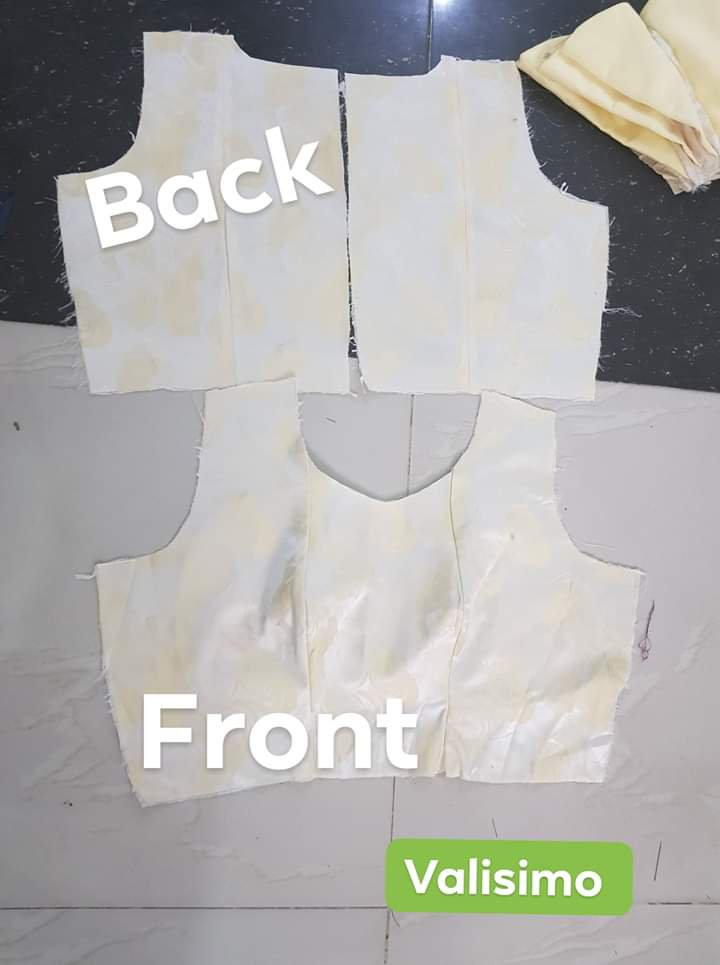 How to make a Godet blouse