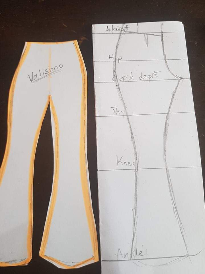 Illustrations to create a trendy 'Orange Jumpsuit'