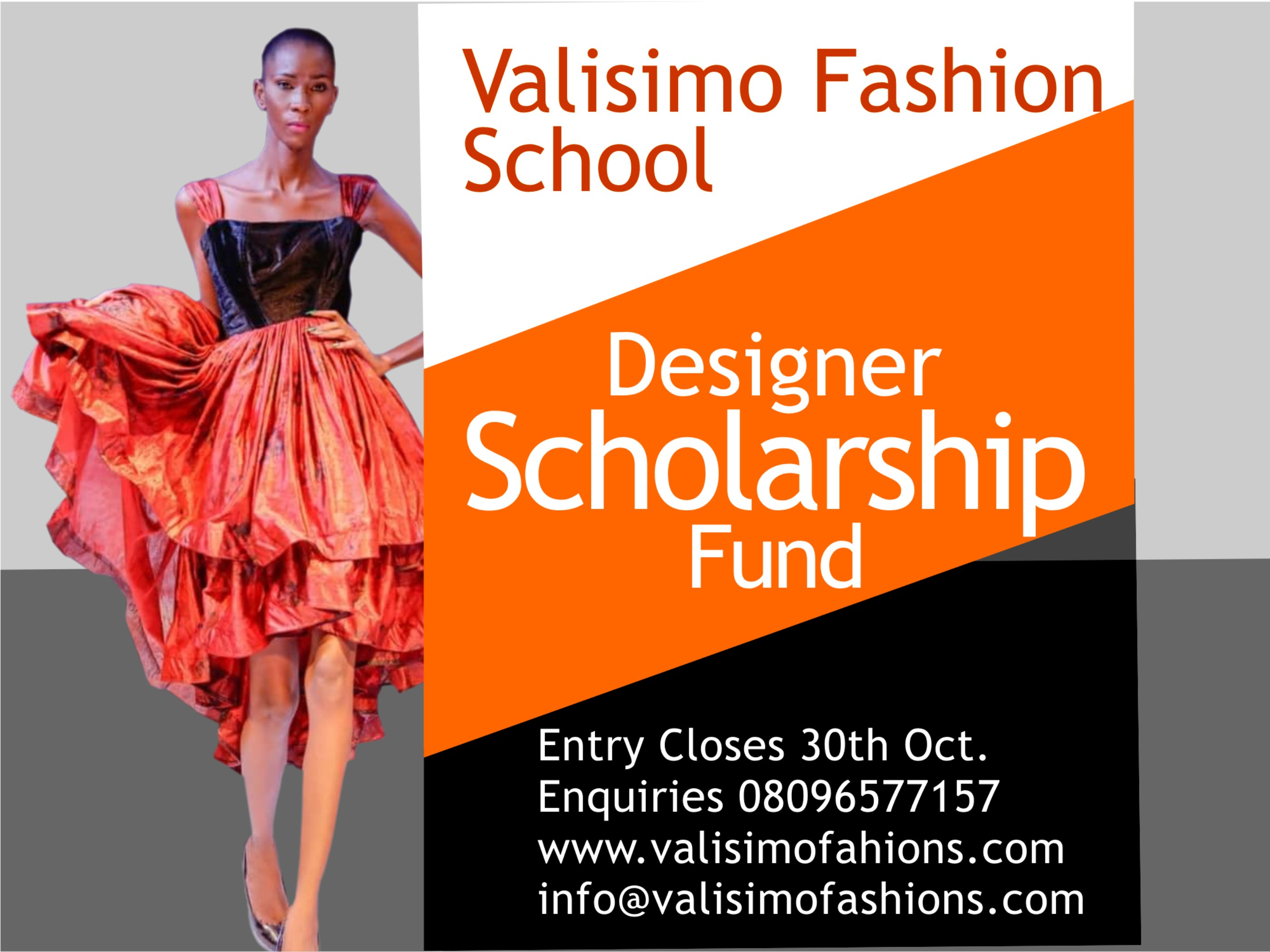 SISI VALISIMO MAKEUP SCHOLARSHIP FUND